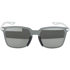 100% Legere UltraCarbon Square Gafas, soft tact stone grey/bronze lens